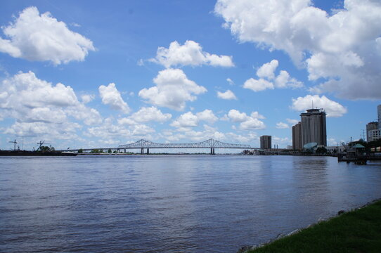 Mississippi River, New Orleans, Louisiana