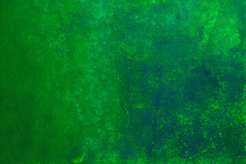 green abstract background. Healthy lifestyle, abstract, spirulina, algae concept