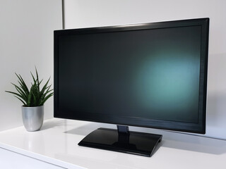 Used computer monitor