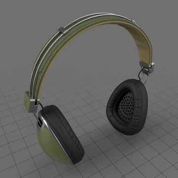 Aviator headphones