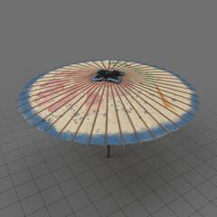 Bangasa Japanese umbrella