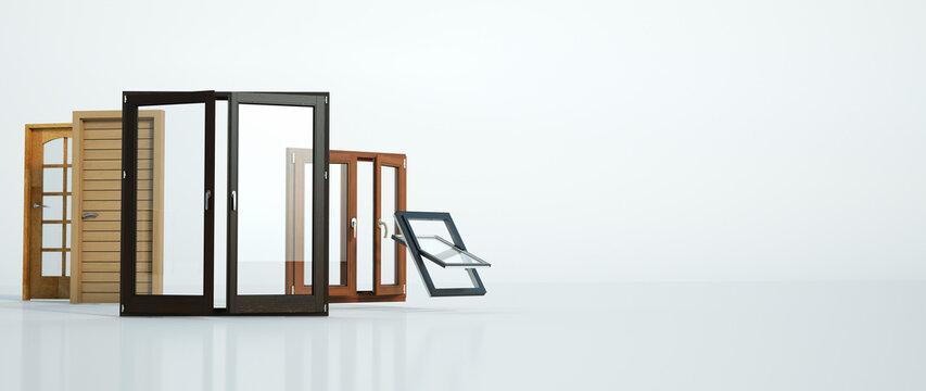 Door and window selection