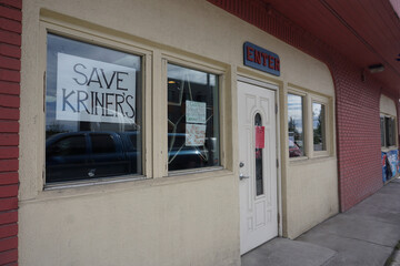 Kriner's Diner in Anchorage