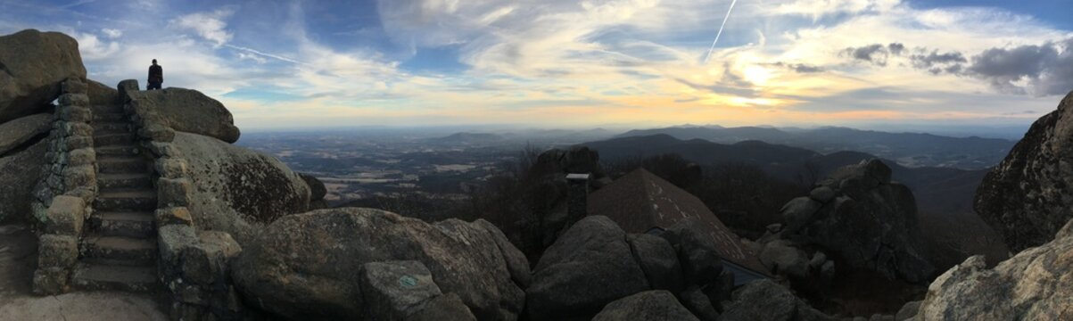 Peaks of Otter - Botetourt County, VA