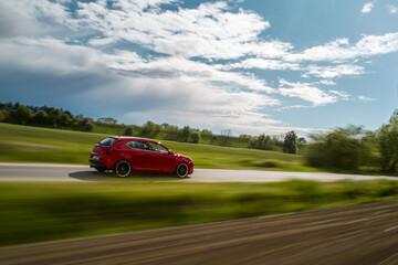 Fototapeta Alfa Romeo obraz