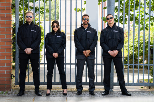 Security Guard Officer Group