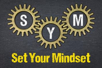 SYM Set Your Mindset