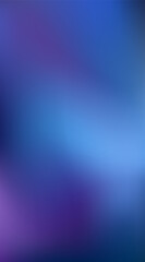 Beautiful purple and navy blue color gradient background. Blurred violet blue backdrop. Vector illustration for your graphic design, banner, poster, card or website