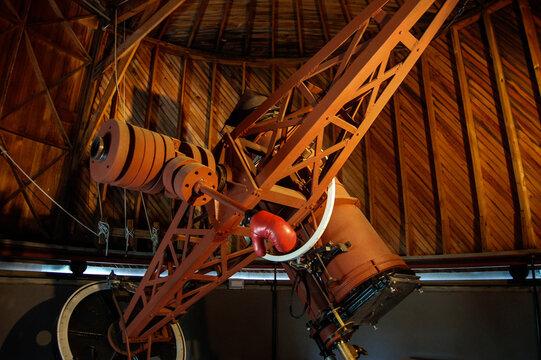 Flagstaff observatory Pluto Telescope