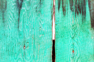 Photo sur Aluminium Coquillage Old wood planks, perfect background for your concept or project.