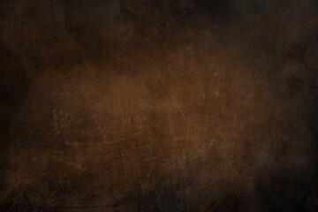 Dark brown scraped wall