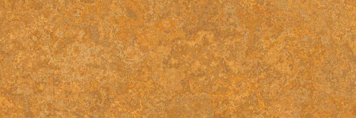 Fotobehang - Rusty metal background.Old oxidizing steel texture.