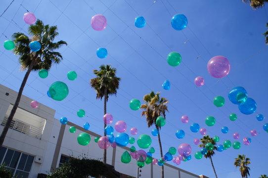 Santa Monica Third Street Promenade, Los Angeles