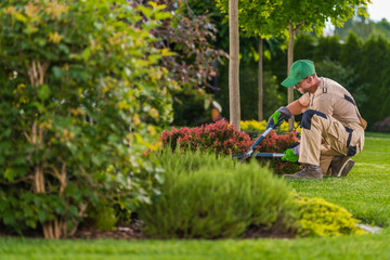 Spring Time Seasonal Garden Maintenance