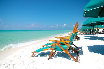 Summer Vacation Beach Chairs