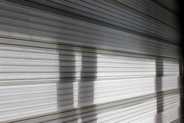 Fototapeta  close-up store curtain of a window