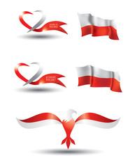 Fototapeta Polska/made in Poland obraz