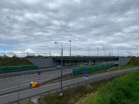 M1 highway, Odintsovo