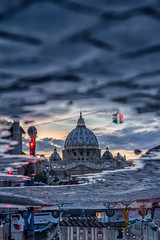 vatican reflected
