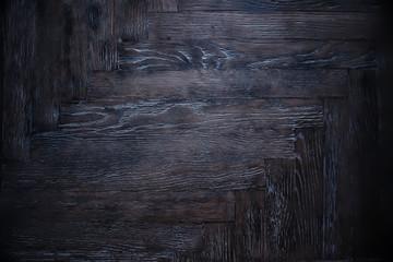Photo sur Aluminium Texture de bois de chauffage ebony background charcoal, wooden vintage loft texture black