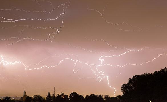 Burza nad Gliwicami