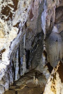 Stalactites at Grotte Is Zuddas, Sardinia, Italy 4