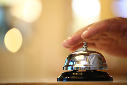 Bell for service