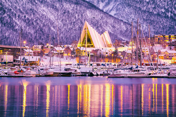 The Arctic Cathedral- Tromso, Norway
