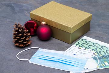 Christmas bonus in pandemic period