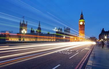 Big Ben from Westminster Bridge, London Fotomurales