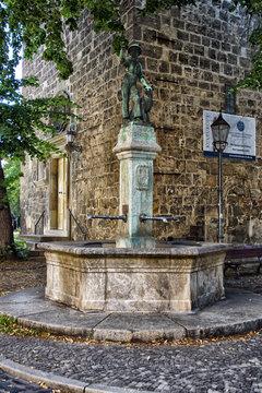 Schachtbrunnen Quedlinburg