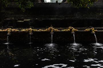 Pura Tirta Empul Temple - Holy Indonesian temple Bali, Indonesia