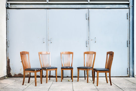 Five Chairs