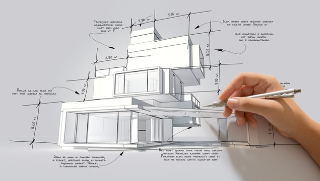 Hand writing architecture design specifications