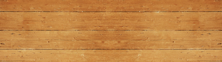 Foto auf Acrylglas Panoramafotos old brown rustic light bright wooden texture - wood background panorama banner long