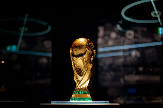 World Cup in German football museum