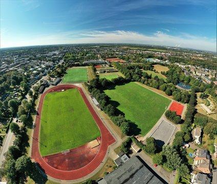 Langenfeldpanorama Sportpark