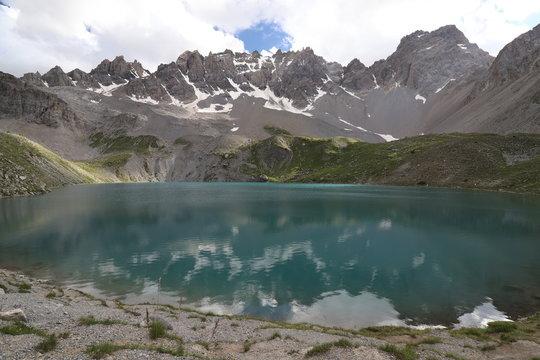 Lac Saint Anne à Ceillac