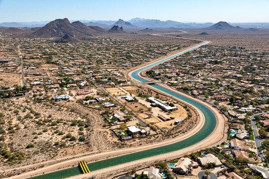 Irrigating the desert southwest