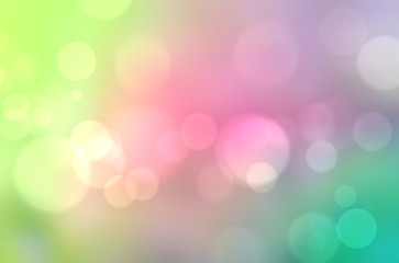 Wall Mural - Blurred pink flower background. Dreamy flower background. Abstract blurred color nature background