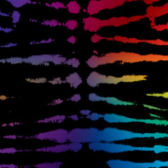 Rainbow Tie Dye pattern texture wallpaper.