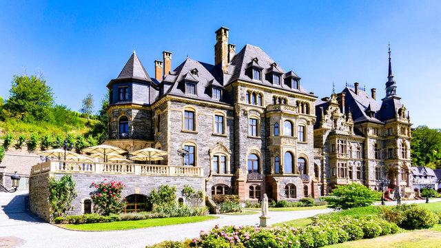Schloss Lieser, Weingut