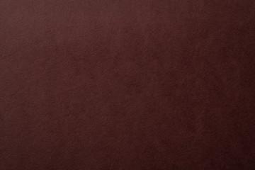 茶色いレザー調のの質感のある紙の背景テクスチャー