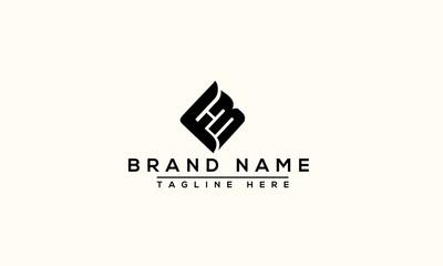 FM Logo Design Template Vector Graphic Branding Element.
