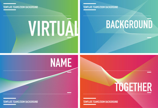 Zoom or powerpoint backgrounds