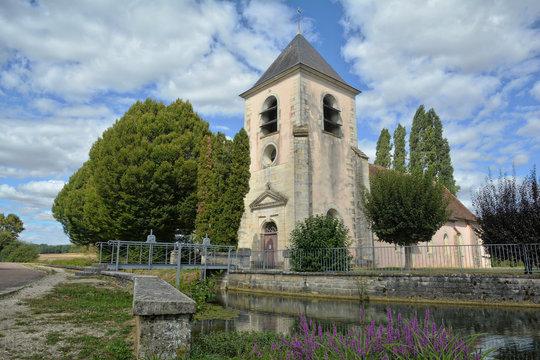 Église Amance (Aube)
