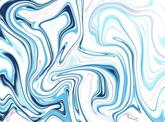 blue white psychedelic swirl trippy artwork abstract acrylic background