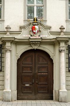 Augsburg Bischofshaus