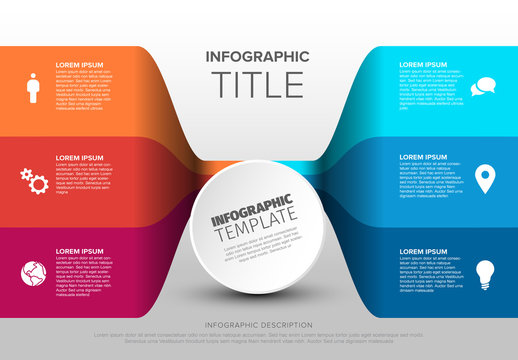 Vector Multipurpose Infographic Layout