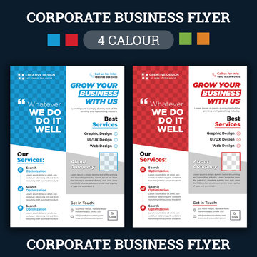 Creative corporate business flyer template,flyer examples for business,marketing flyer template,business poster template free
